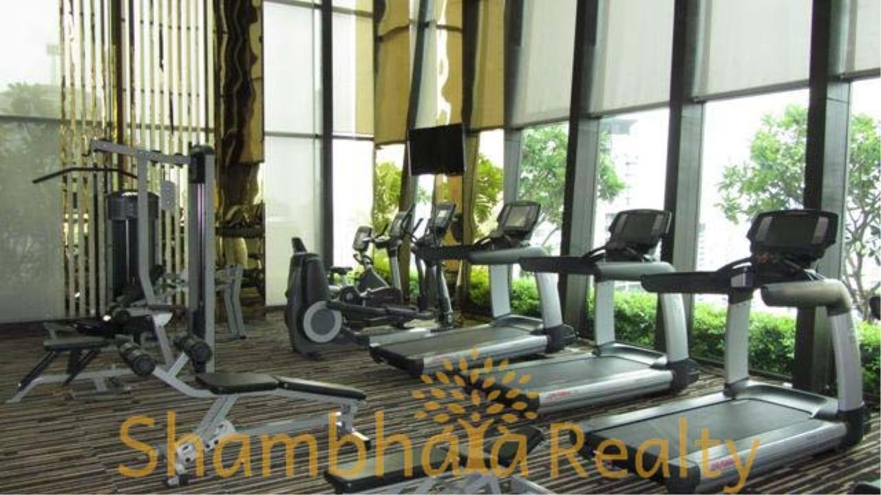 Shambhala Realty Agency's The Address 28 Condominium for Rent in Sukhumvit 28 10