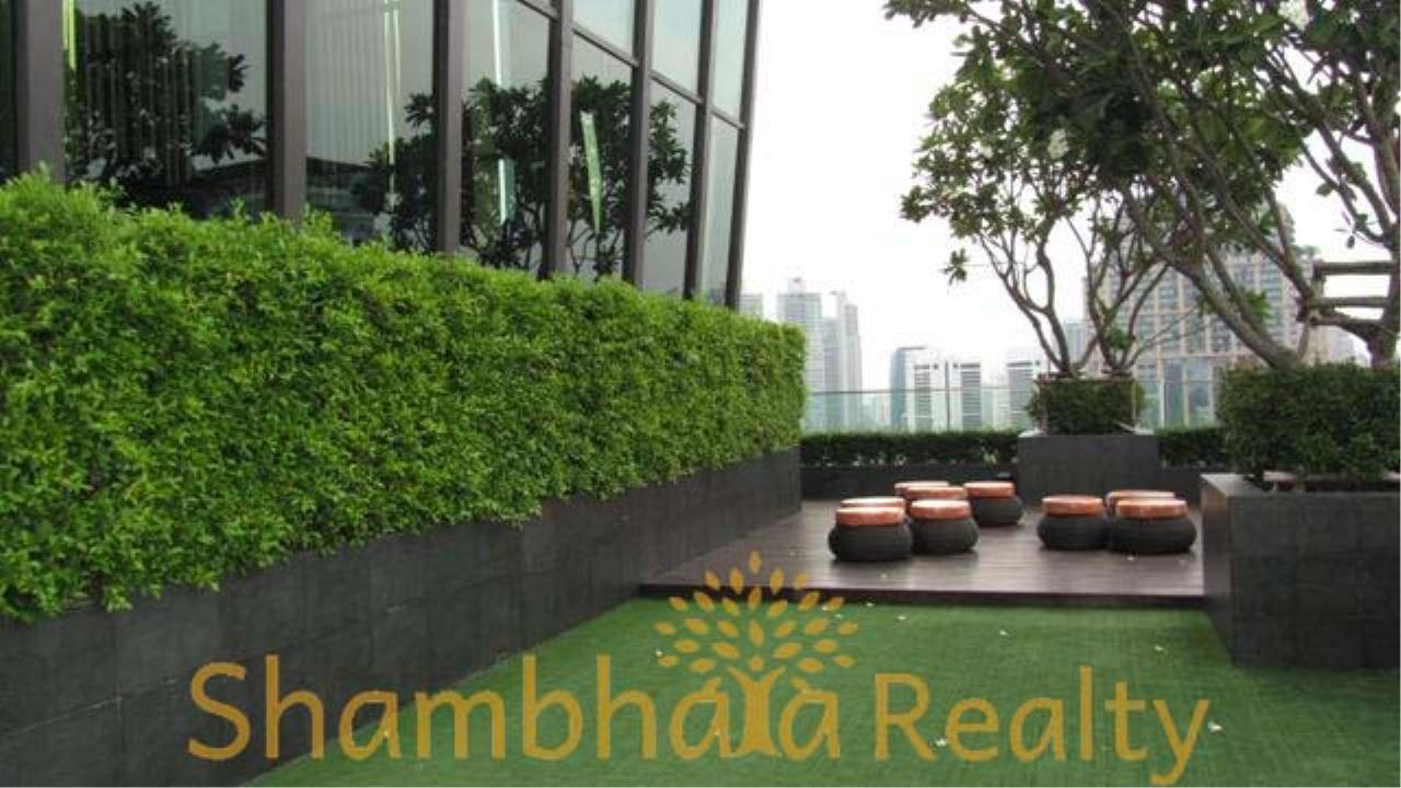 Shambhala Realty Agency's The Address 28 Condominium for Rent in Sukhumvit 28 1