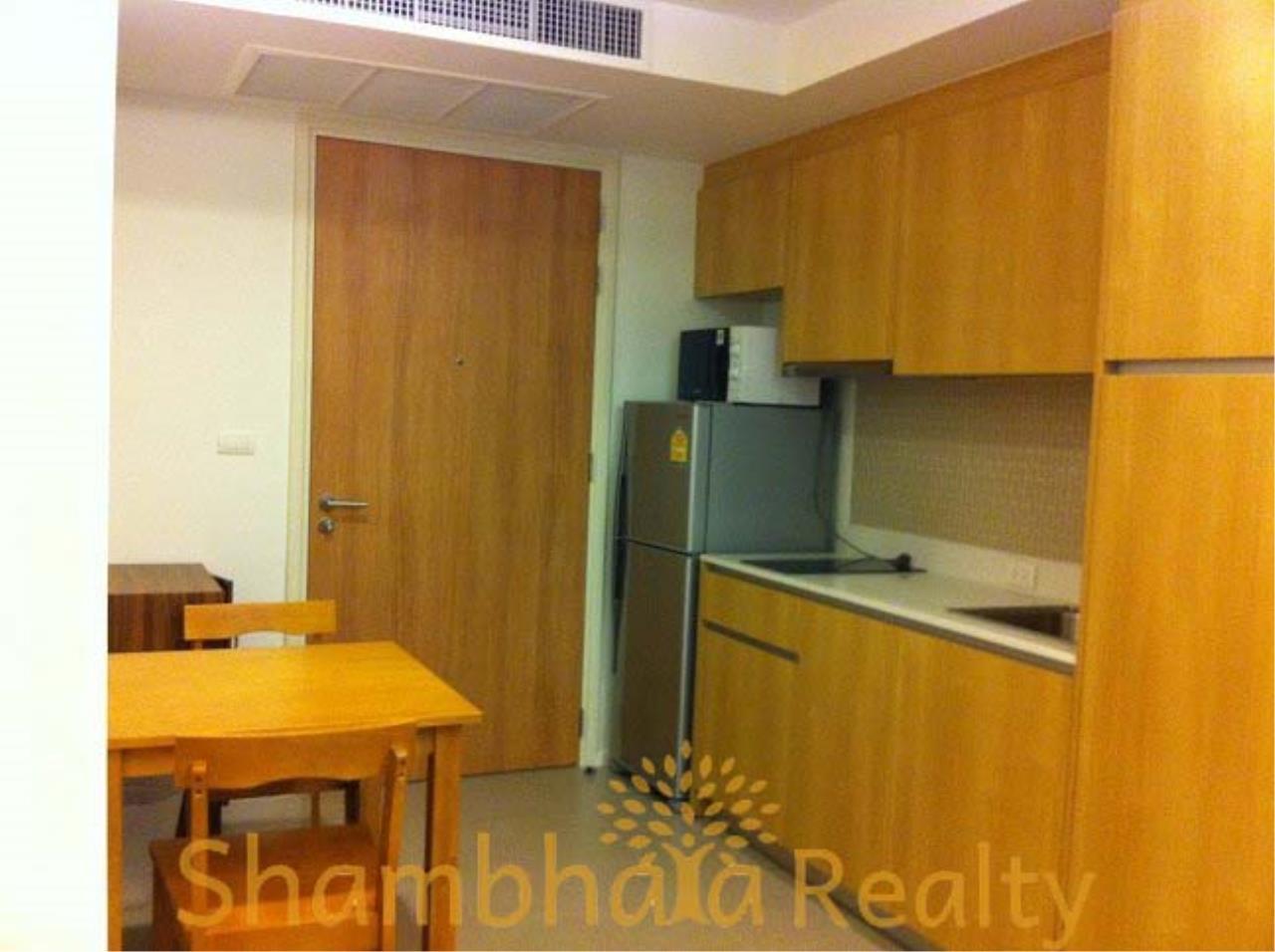 Shambhala Realty Agency's The Nest  Condominium for Rent in Ploenchit 1