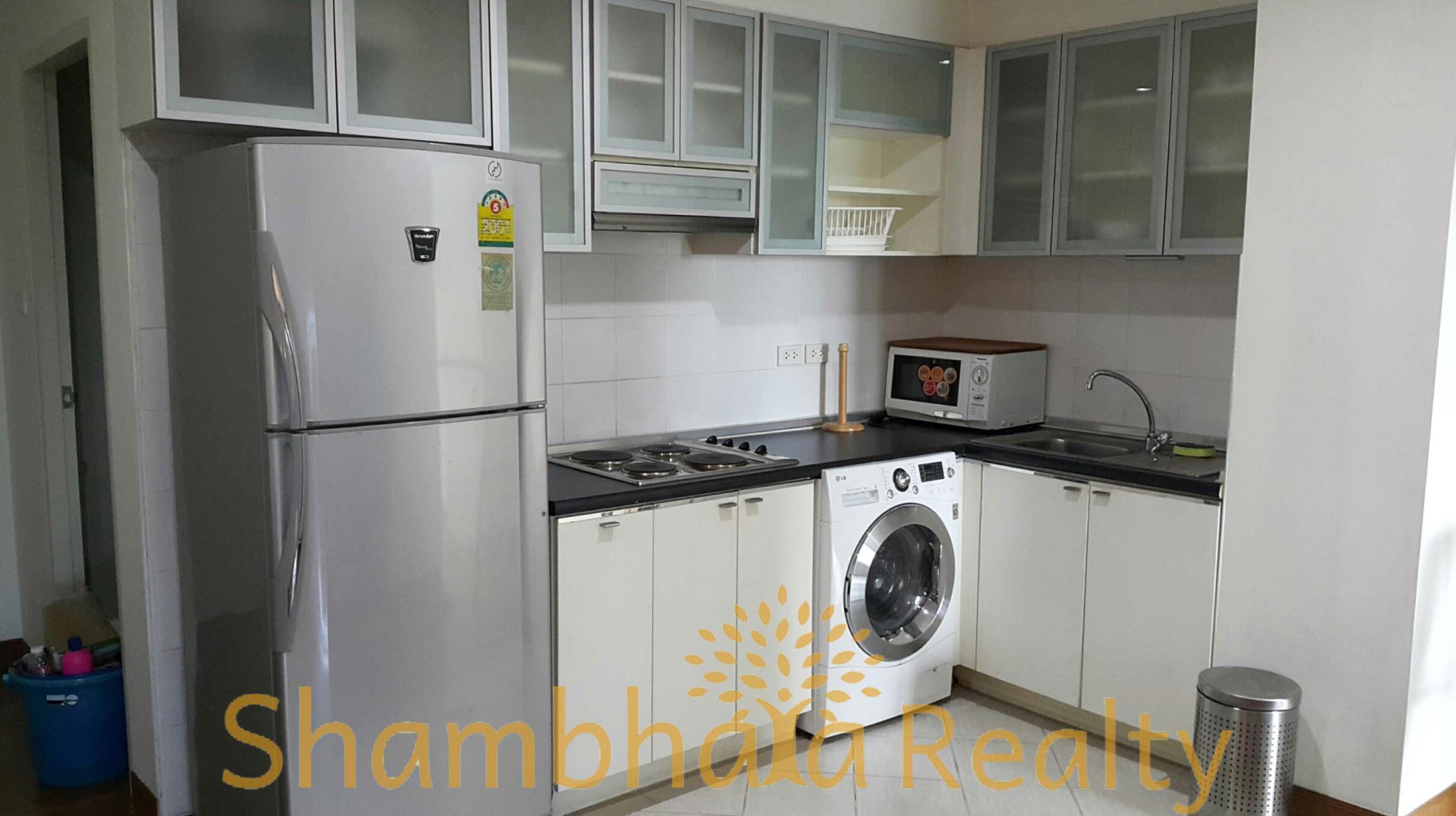Shambhala Realty Agency's Baan Siri Sukhumvit 13 For Rent 2