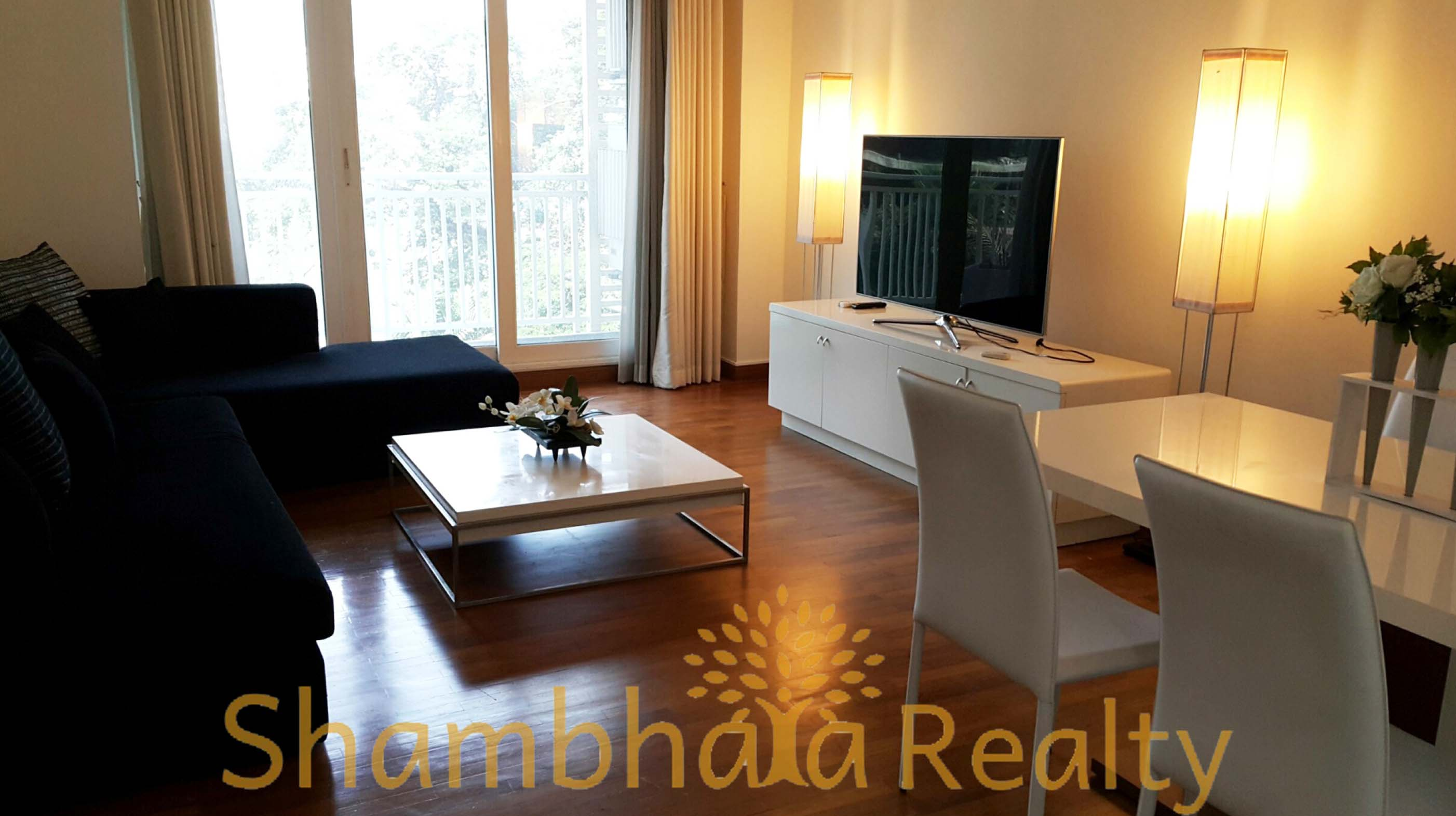 Shambhala Realty Agency's Baan Siri Sukhumvit 13 For Rent 3