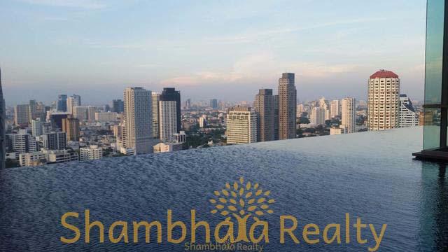 Shambhala Realty Agency's Crest Sukhumvit for Rent 2
