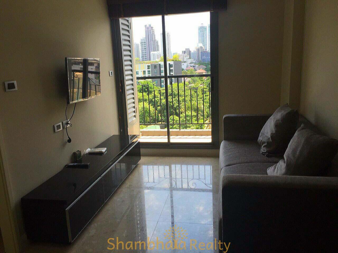Shambhala Realty Agency's Crest Sukhumvit for Rent 3