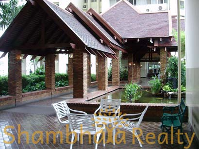 Shambhala Realty Agency's Tai Ping Tower for Rent at Sukhumvit 63 4
