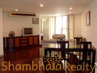 Shambhala Realty Agency's Tai Ping Tower for Rent at Sukhumvit 63 7