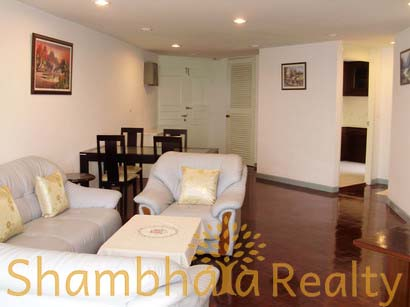 Shambhala Realty Agency's Tai Ping Tower for Rent at Sukhumvit 63 8