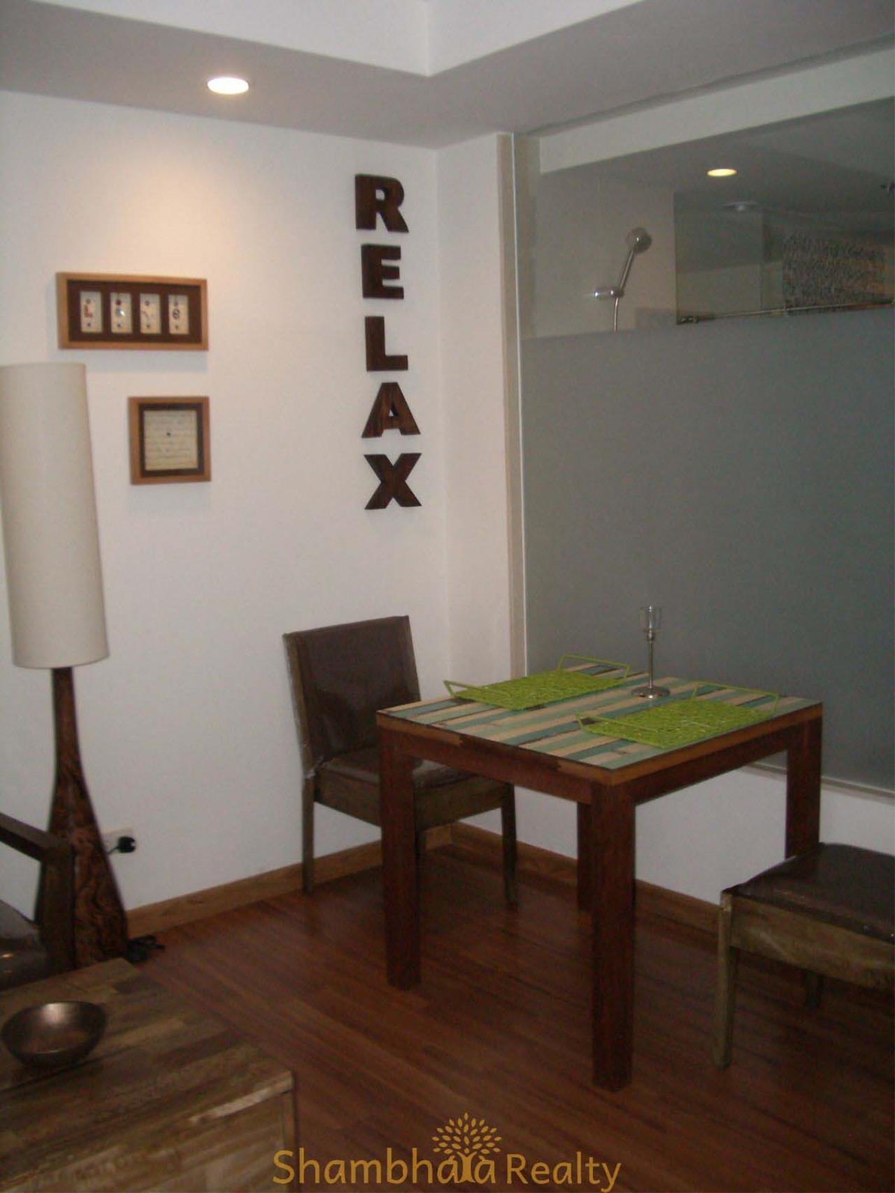 Shambhala Realty Agency's The Rajdamri Condominium for Sale/Rent in Mahadleklung 2 1