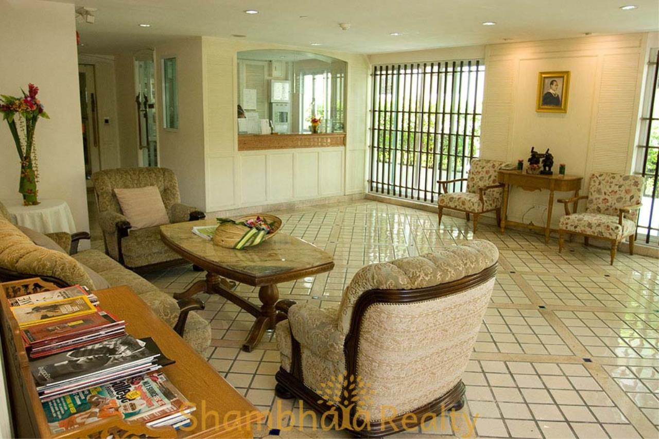 Shambhala Realty Agency's Baan Pipat Condominium for Rent in Silom 3 2