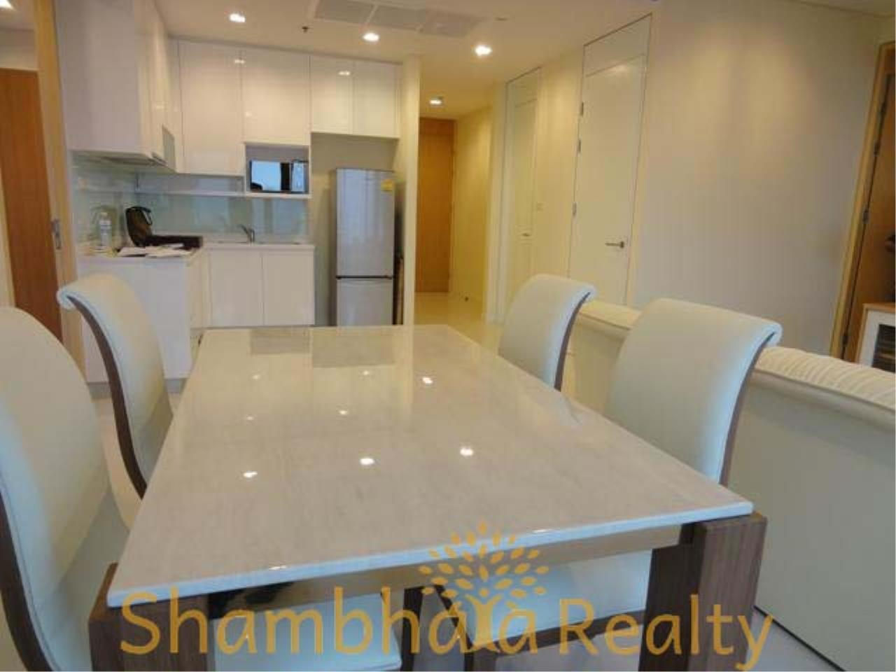 Shambhala Realty Agency's Amanta Lumpini Condominium for Sale in Rama 4 8