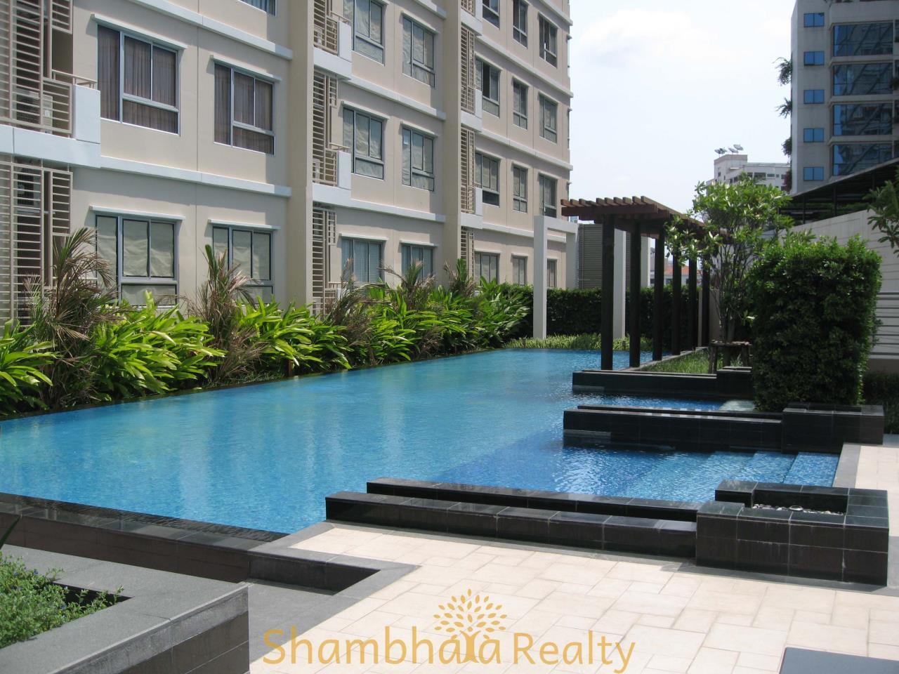 Shambhala Realty Agency's Condo One X Sukhumvit 26 Condominium for Rent in Sukhumvit 26 4
