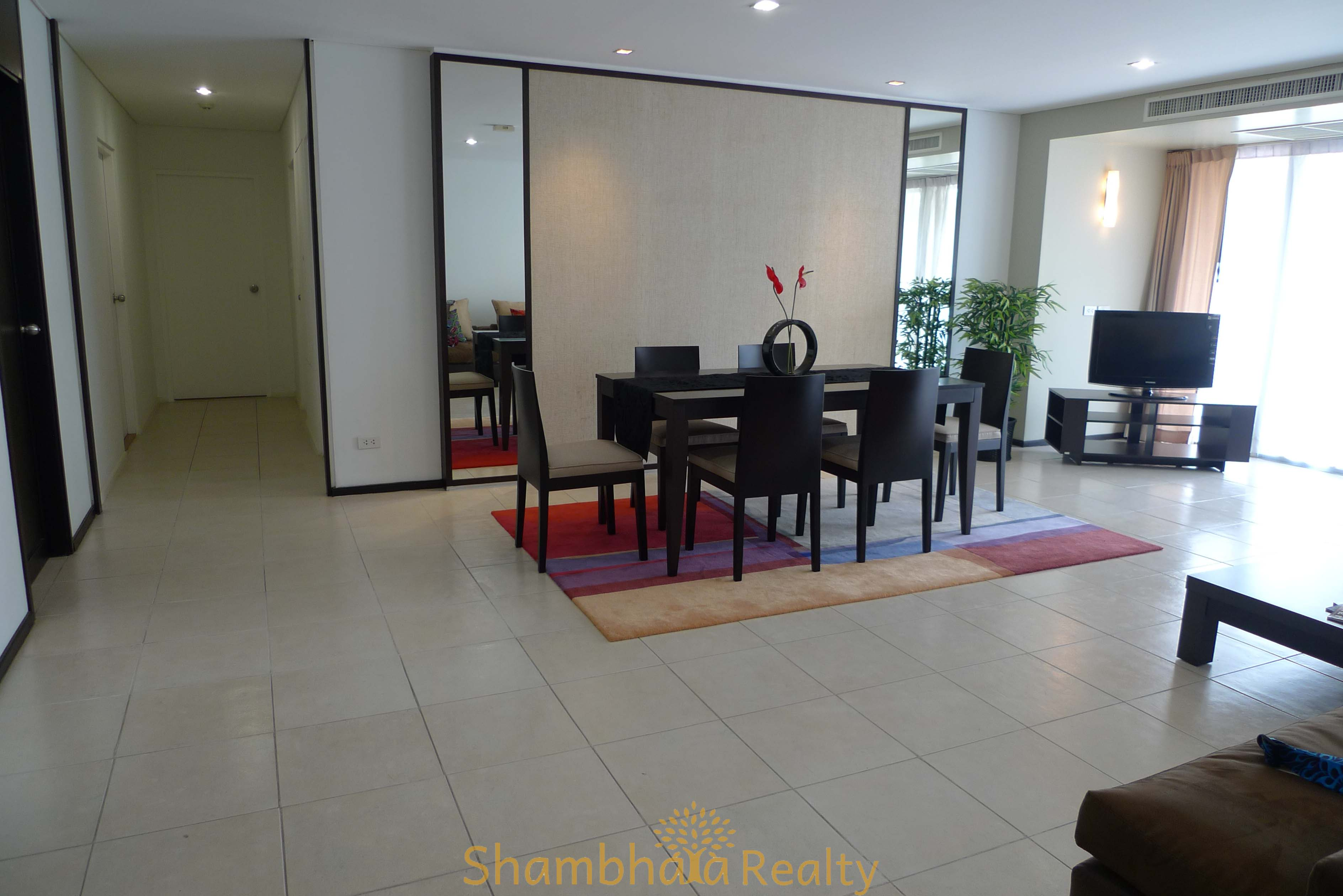 Shambhala Realty Agency's Apartment For Rent Thonglor 1