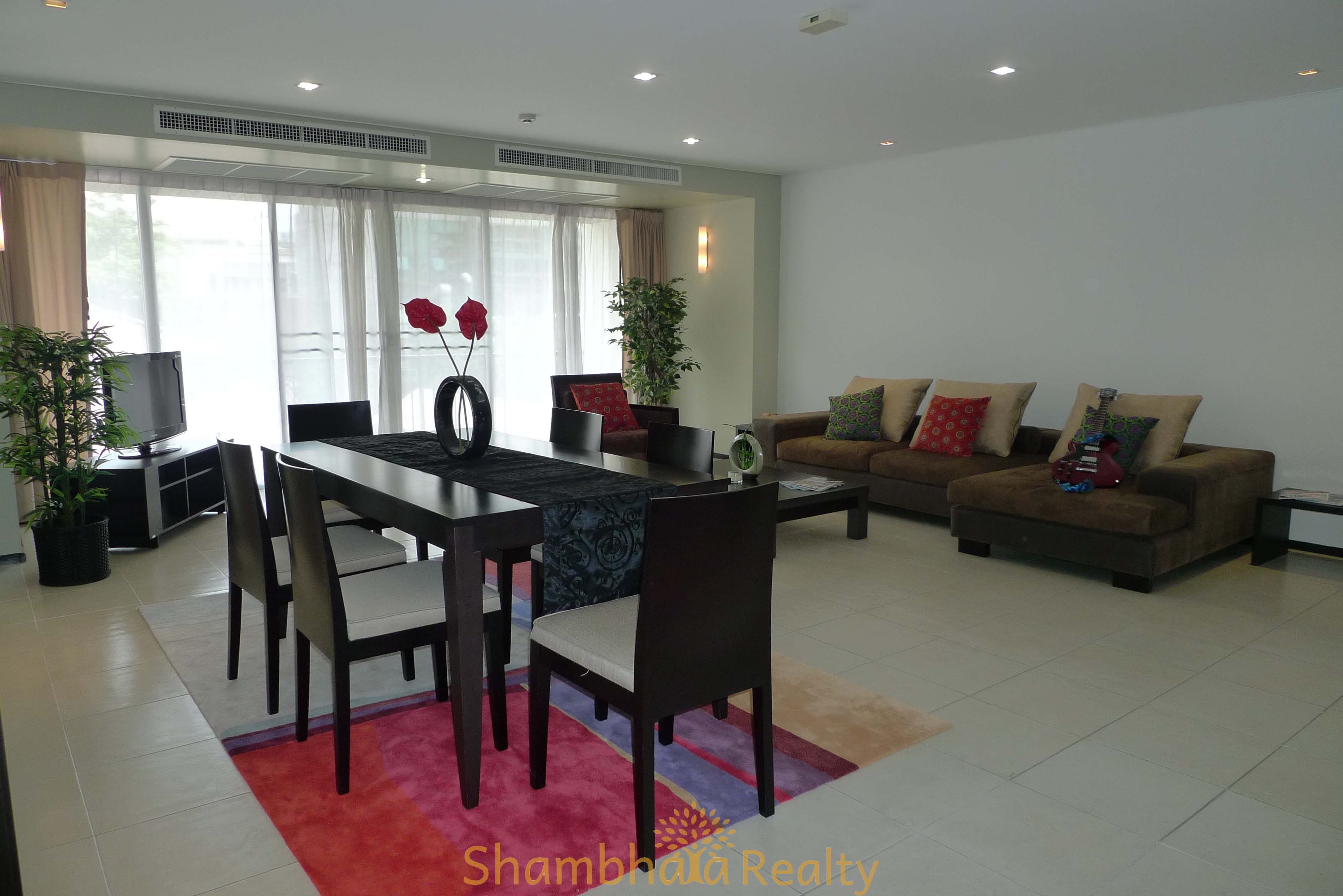 Shambhala Realty Agency's Apartment For Rent Thonglor 2