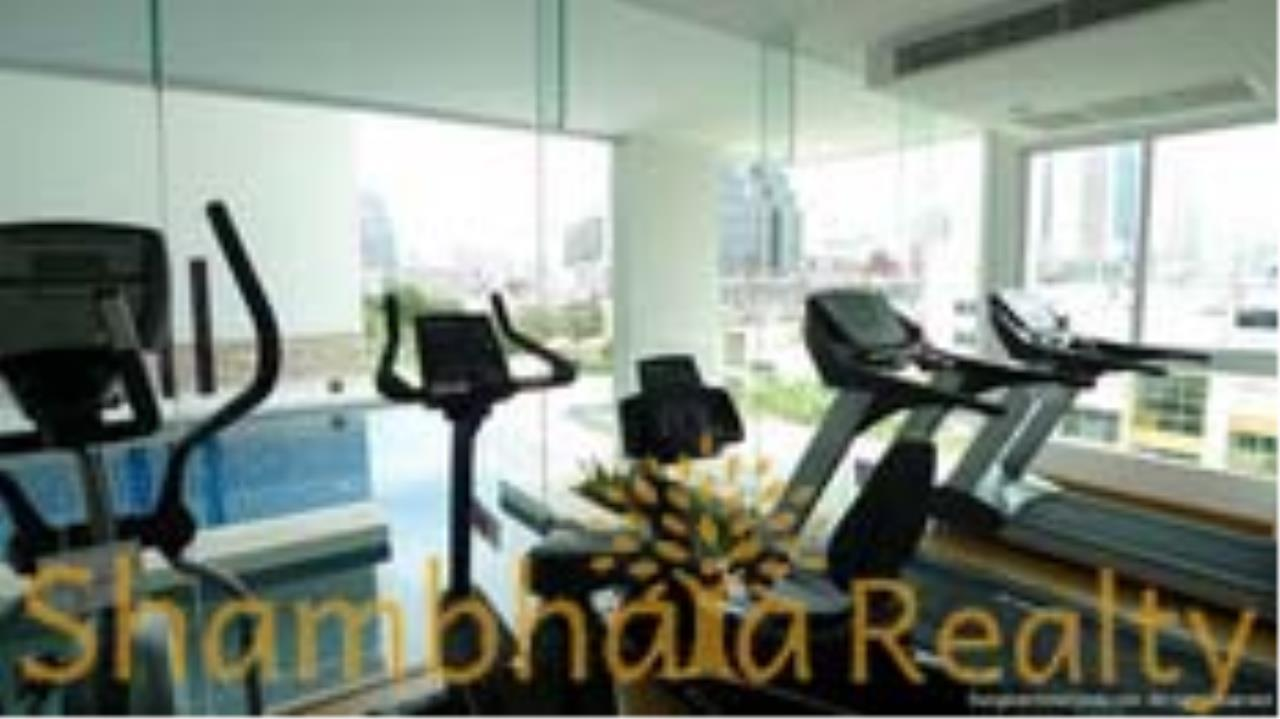 Shambhala Realty Agency's Ivy Sathorn Condominium for Rent in Sathorn 6