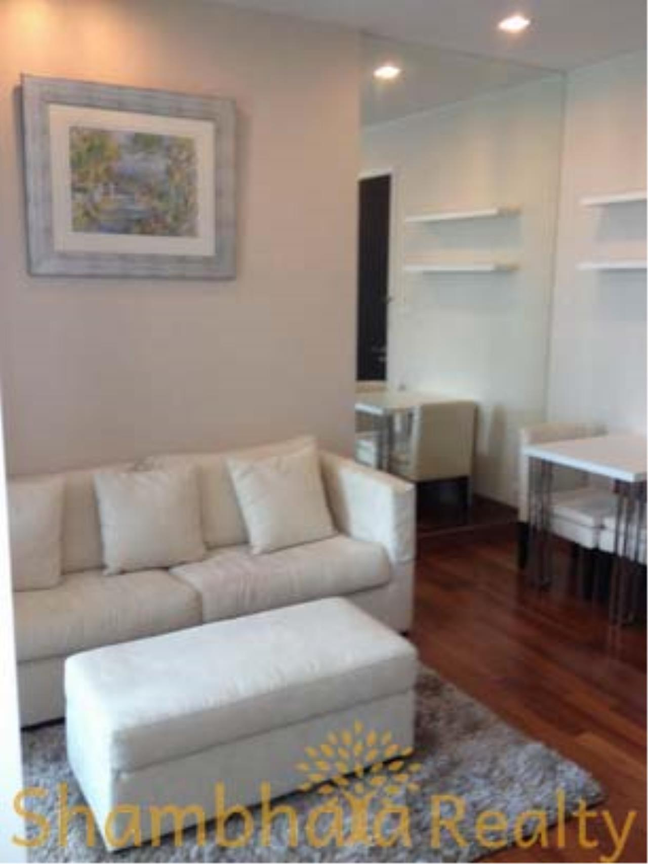 Shambhala Realty Agency's Ivy Sathorn Condominium for Rent in Sathorn 8