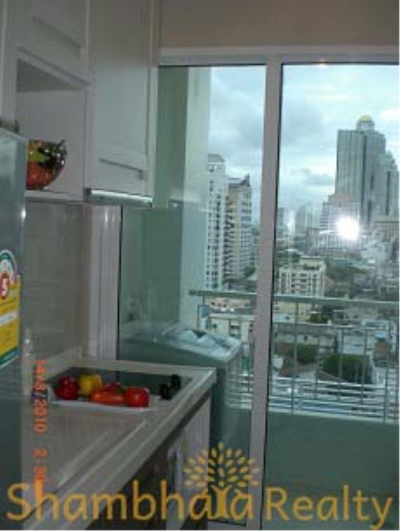 Shambhala Realty Agency's Ivy Sathorn Condominium for Rent in Sathorn 5