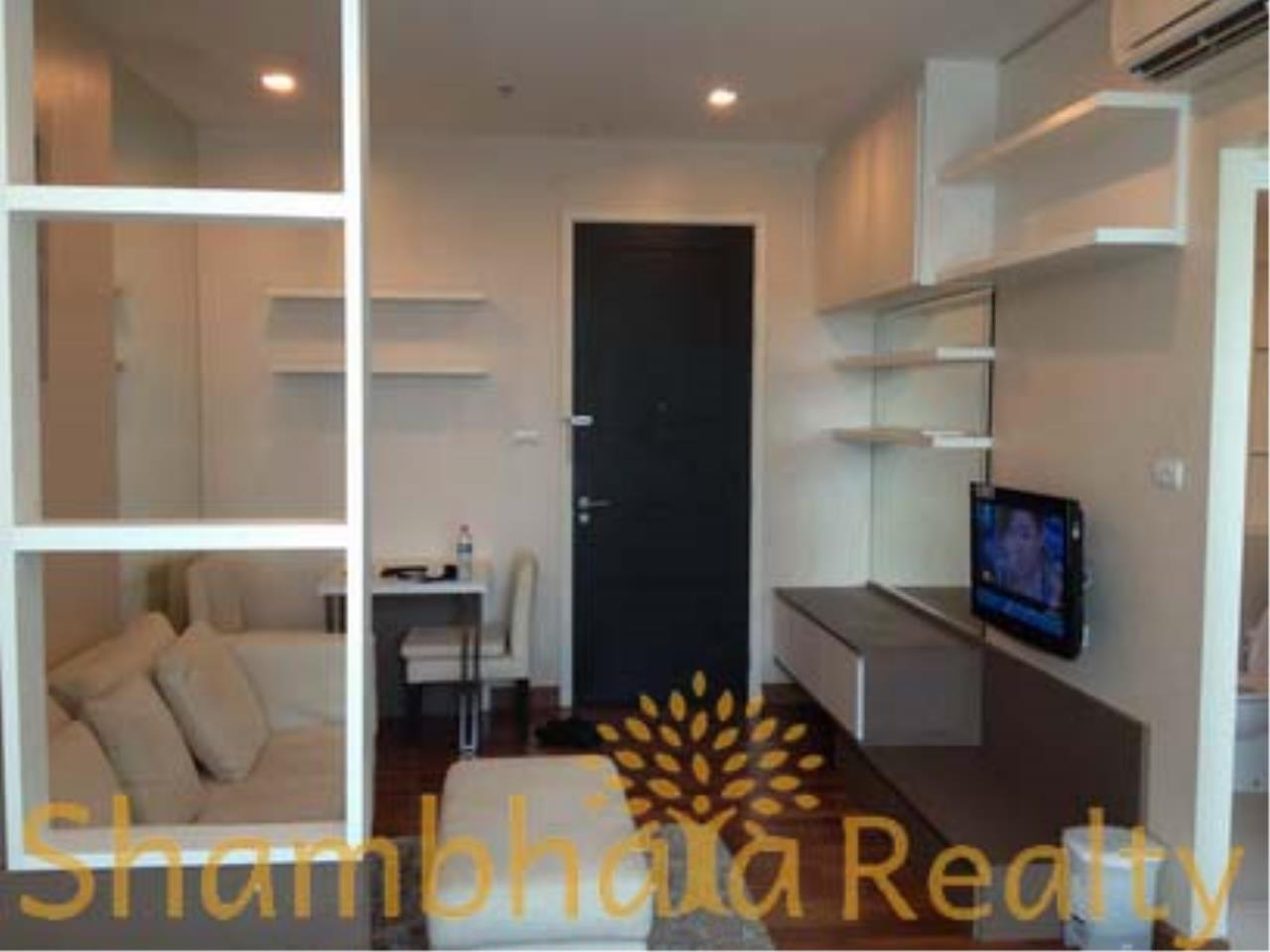 Shambhala Realty Agency's Ivy Sathorn Condominium for Rent in Sathorn 4