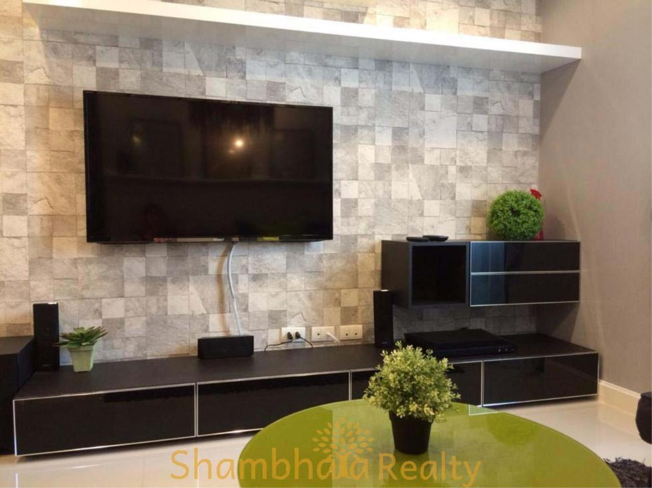 Shambhala Realty Agency's Zenith Place Sukhumvit 42 Condominium for Rent in Sukhumvit 42 3