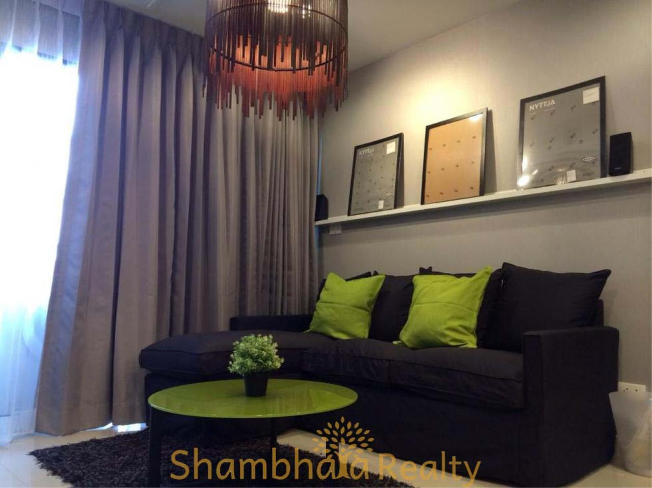 Shambhala Realty Agency's Zenith Place Sukhumvit 42 Condominium for Rent in Sukhumvit 42 5