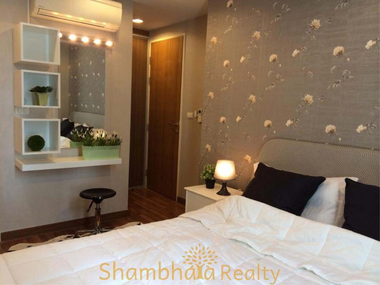 Shambhala Realty Agency's Zenith Place Sukhumvit 42 Condominium for Rent in Sukhumvit 42 1