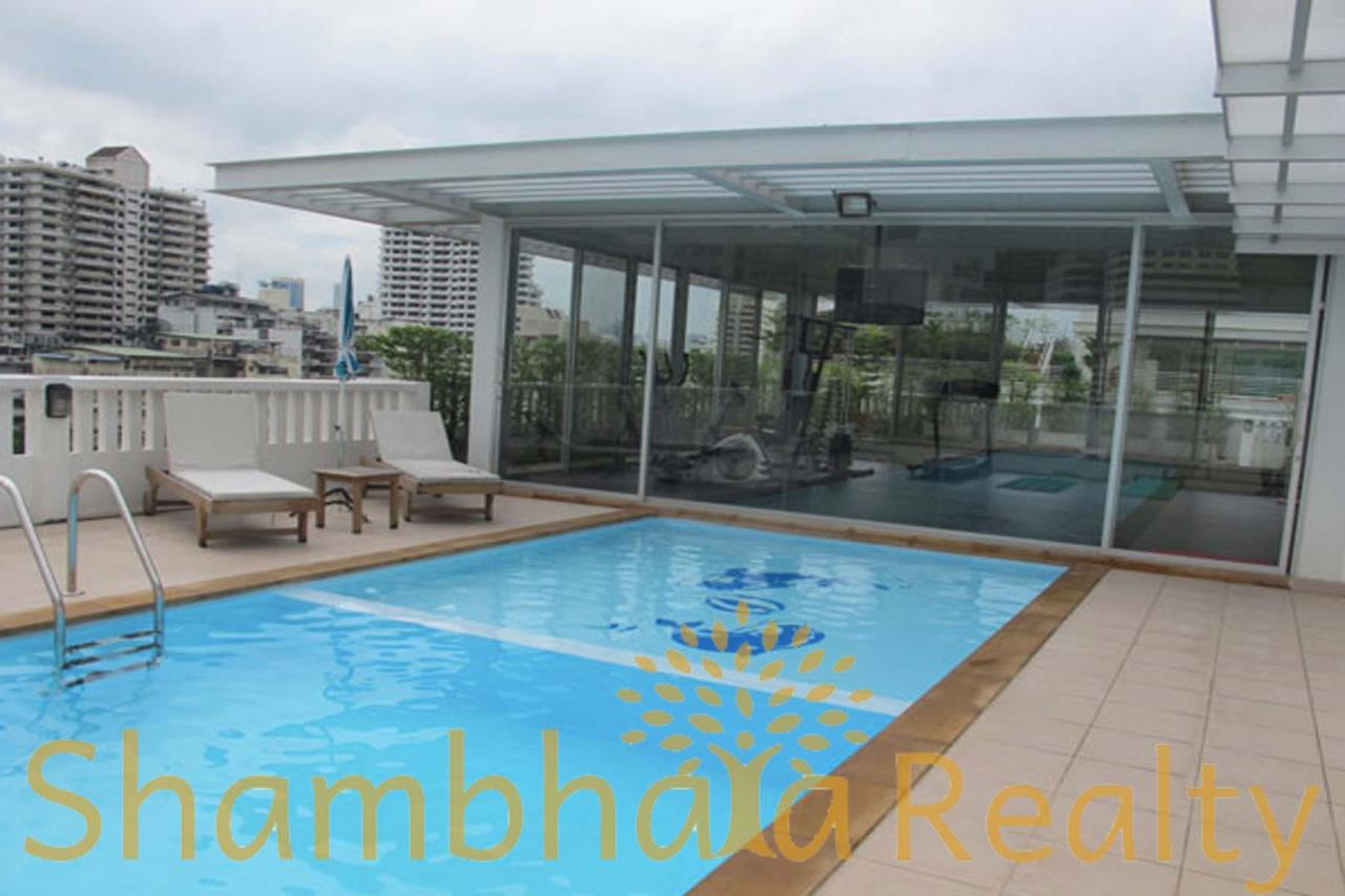 Shambhala Realty Agency's Baan Sukhumvit 14 Condominium for Rent in Sukhumvit 14 3