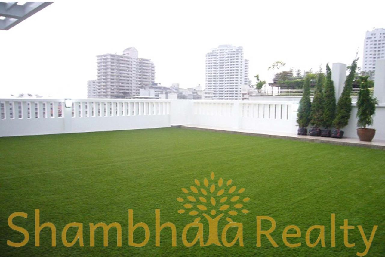 Shambhala Realty Agency's Baan Sukhumvit 14 Condominium for Rent in Sukhumvit 14 5