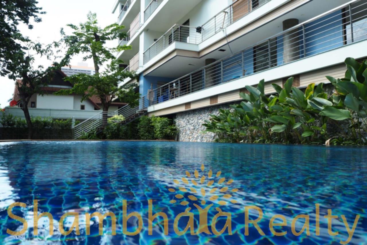Shambhala Realty Agency's PR COURT Condominium for Rent in Sukhumvit 49 1