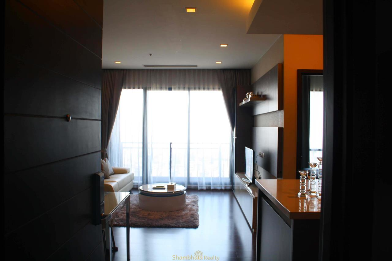 Shambhala Realty Agency's IVY AMPIO Condominium for Rent in Soi Ratchadaphisek, Huai Khwang 9