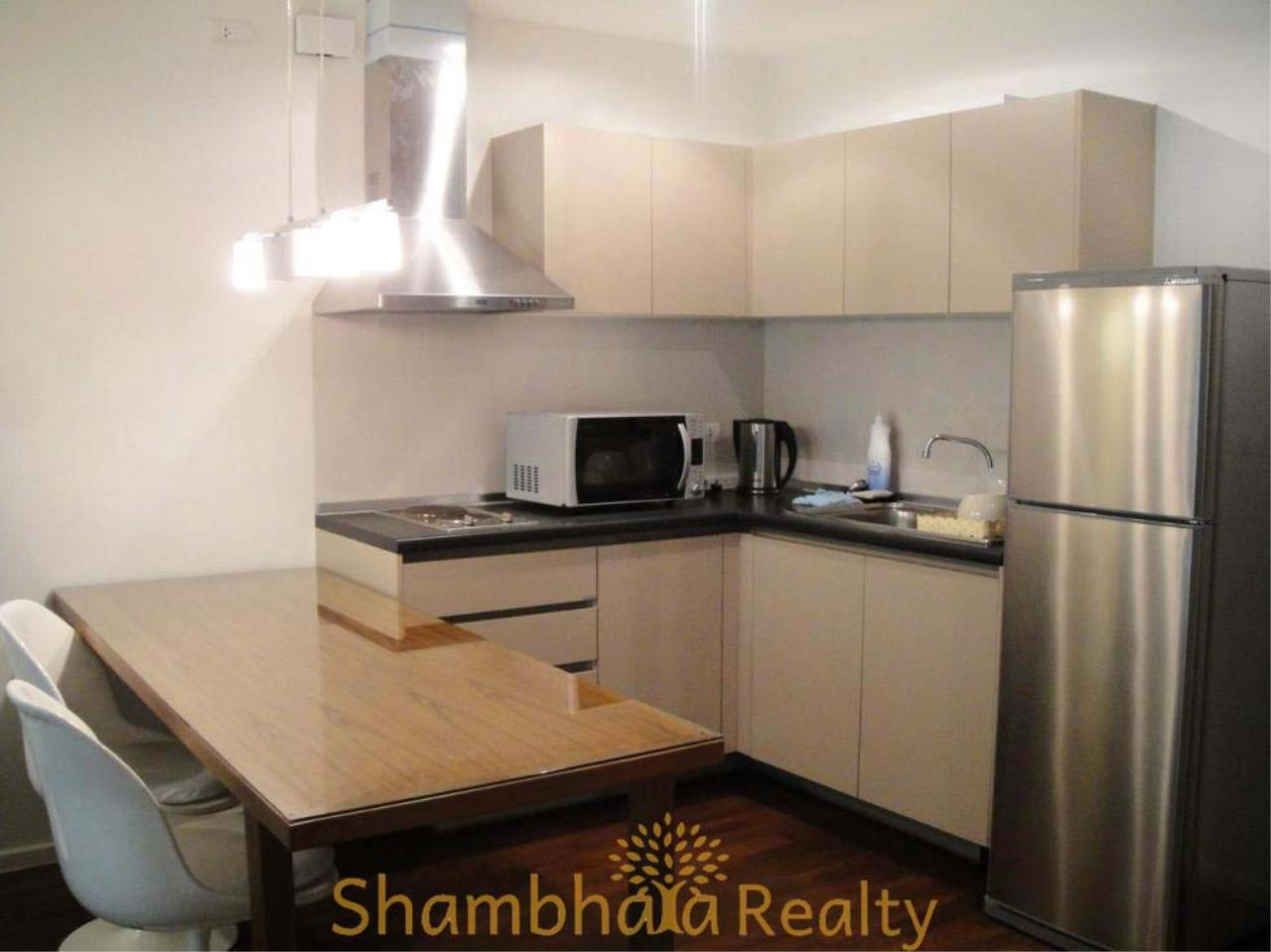 Shambhala Realty Agency's Siri On 8 Condominium for Rent in Sukhumvit 8 4