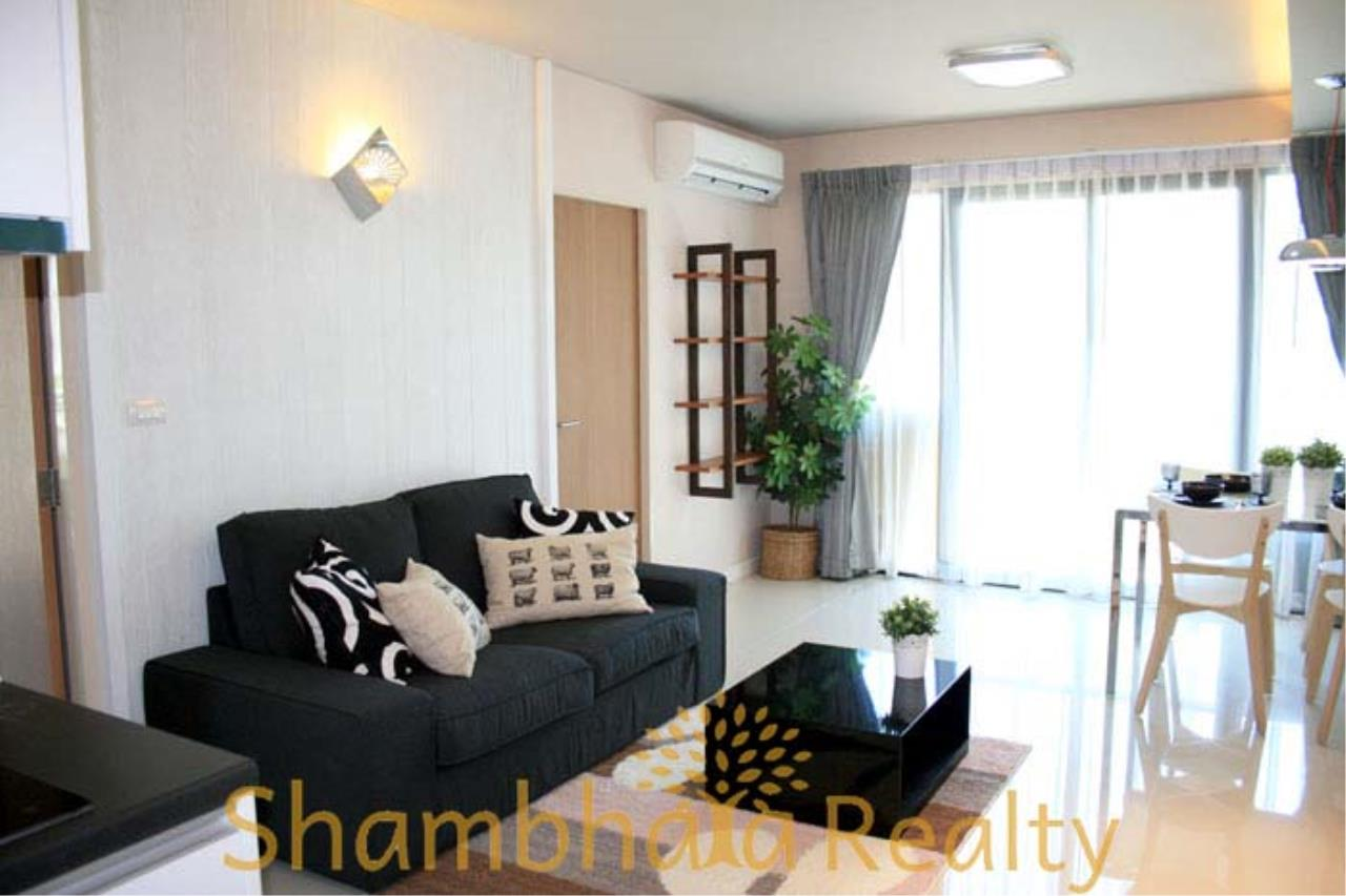Shambhala Realty Agency's Le Cote Sukhumvit 14 Condominium for Rent in Sukhumvit 14 5