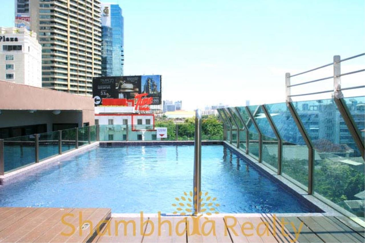 Shambhala Realty Agency's Le Cote Sukhumvit 14 Condominium for Rent in Sukhumvit 14 1