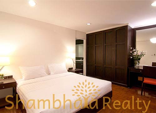 Shambhala Realty Agency's Apartment for Rent Sukhumvit 49 2
