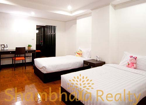 Shambhala Realty Agency's Apartment for Rent Sukhumvit 49 3