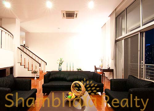 Shambhala Realty Agency's Apartment for Rent Sukhumvit 49 1