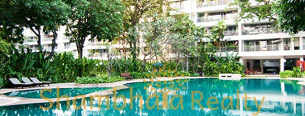 Shambhala Realty Agency's Apartment for Rent Sukhumvit 49 9