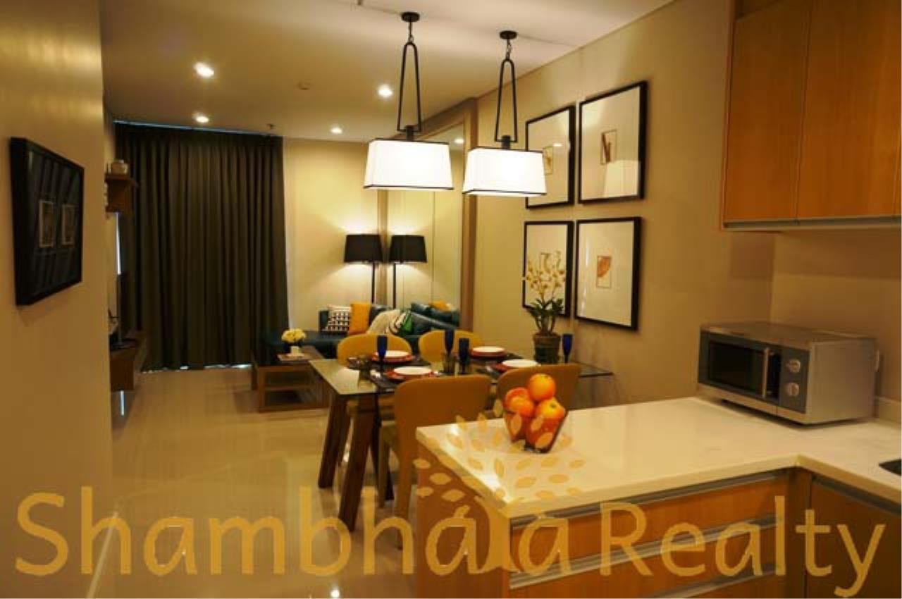 Shambhala Realty Agency's Villa Asoke Condominium for Rent in Phetchaburi 5