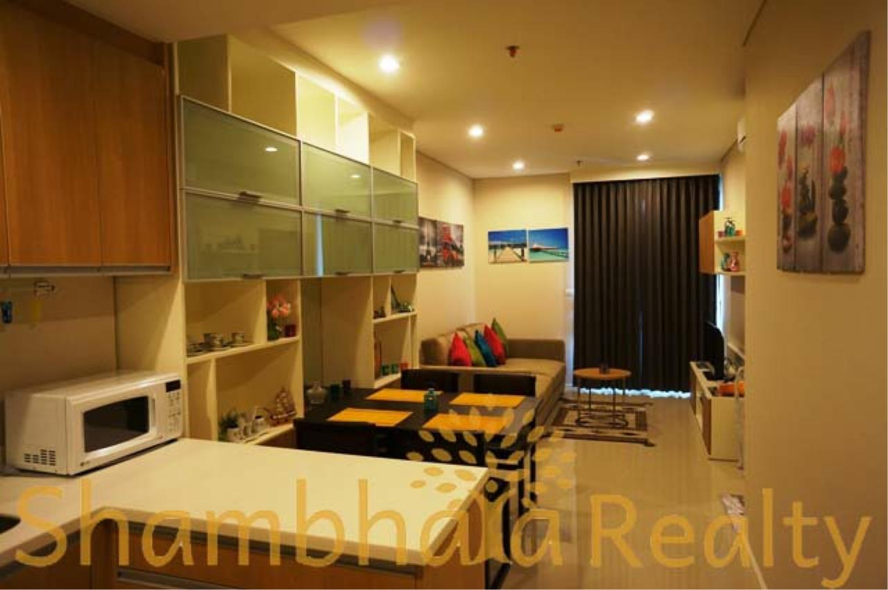 Shambhala Realty Agency's Villa Asoke Condominium for Rent in Phetchaburi 3