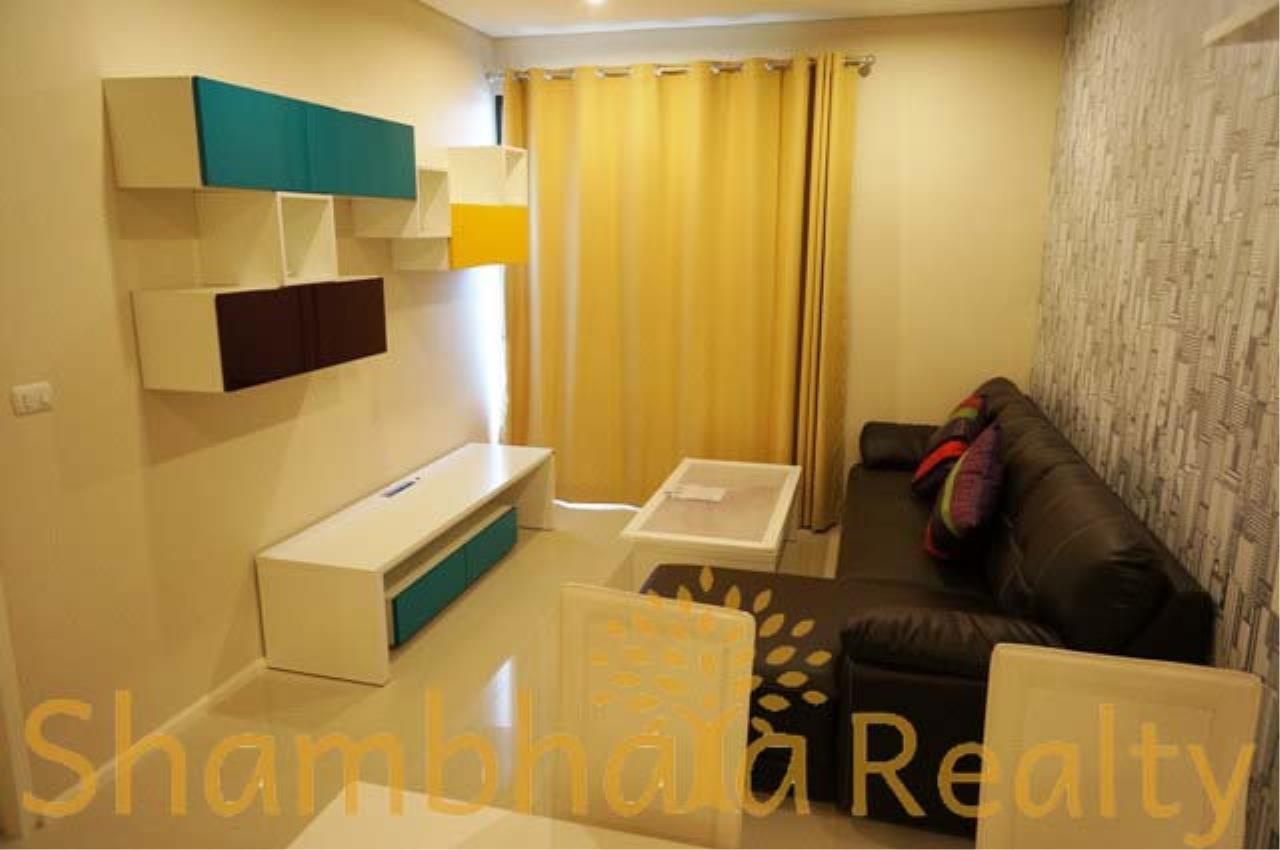 Shambhala Realty Agency's Villa Asoke Condominium for Rent in Phetchaburi 12