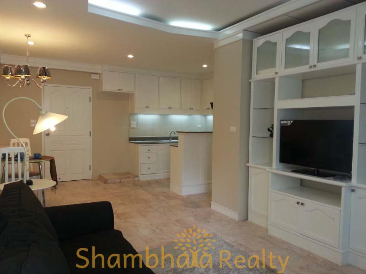 Shambhala Realty Agency's Saranjai Mansion Condominium for Rent in Sukhumvit Soi 4 (Nana) 8