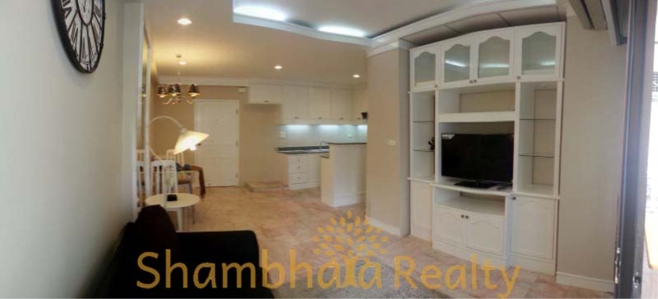 Shambhala Realty Agency's Saranjai Mansion Condominium for Rent in Sukhumvit Soi 4 (Nana) 3