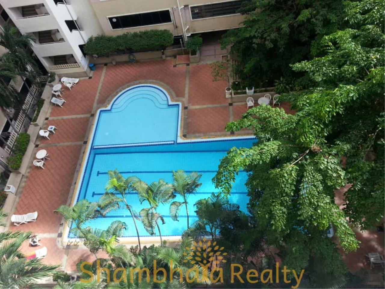 Shambhala Realty Agency's Saranjai Mansion Condominium for Rent in Sukhumvit Soi 4 (Nana) 17