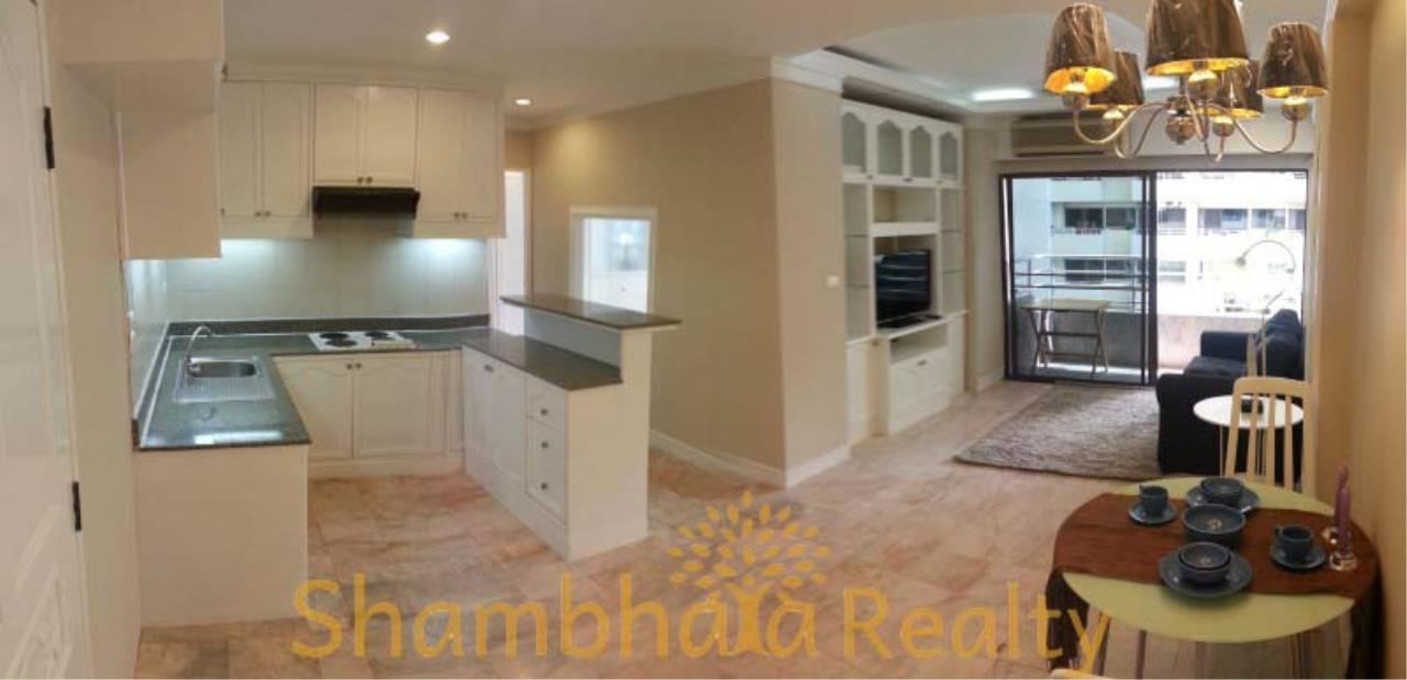 Shambhala Realty Agency's Saranjai Mansion Condominium for Rent in Sukhumvit Soi 4 (Nana) 14