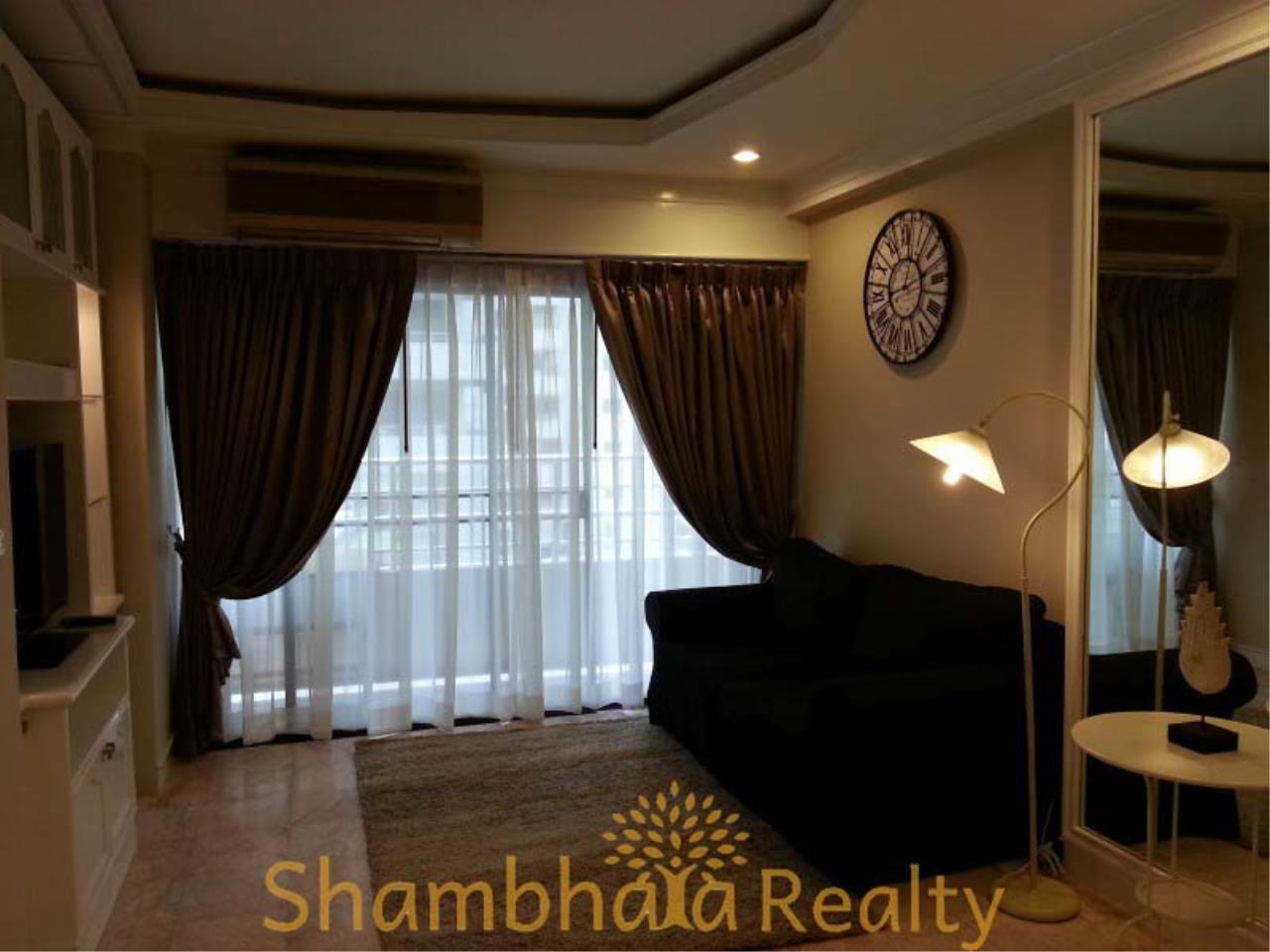 Shambhala Realty Agency's Saranjai Mansion Condominium for Rent in Sukhumvit Soi 4 (Nana) 10