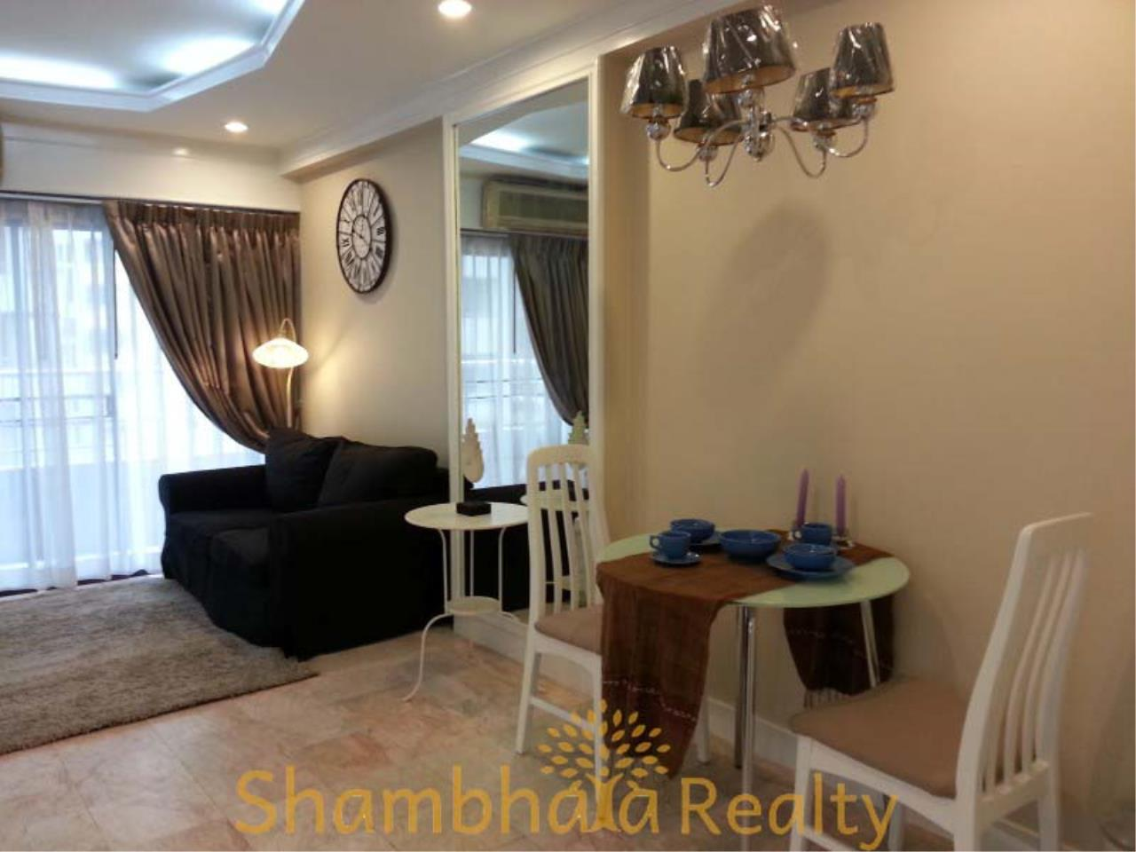 Shambhala Realty Agency's Saranjai Mansion Condominium for Rent in Sukhumvit Soi 4 (Nana) 7