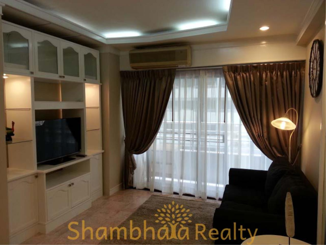 Shambhala Realty Agency's Saranjai Mansion Condominium for Rent in Sukhumvit Soi 4 (Nana) 16