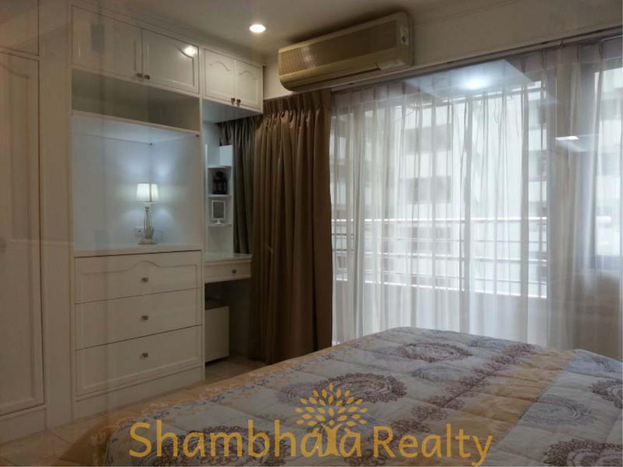Shambhala Realty Agency's Saranjai Mansion Condominium for Rent in Sukhumvit Soi 4 (Nana) 4