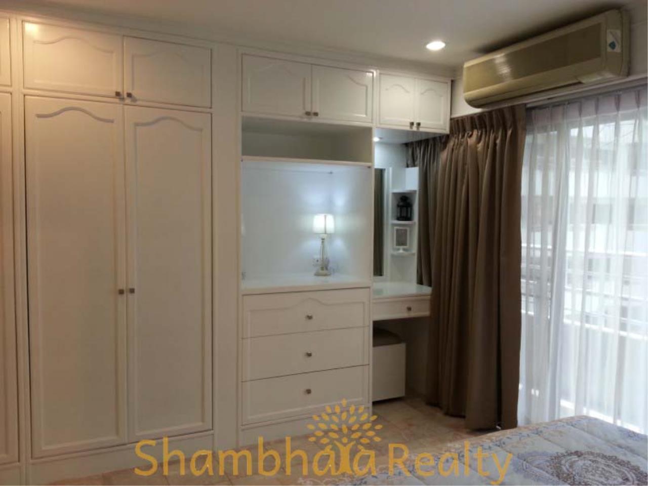 Shambhala Realty Agency's Saranjai Mansion Condominium for Rent in Sukhumvit Soi 4 (Nana) 6