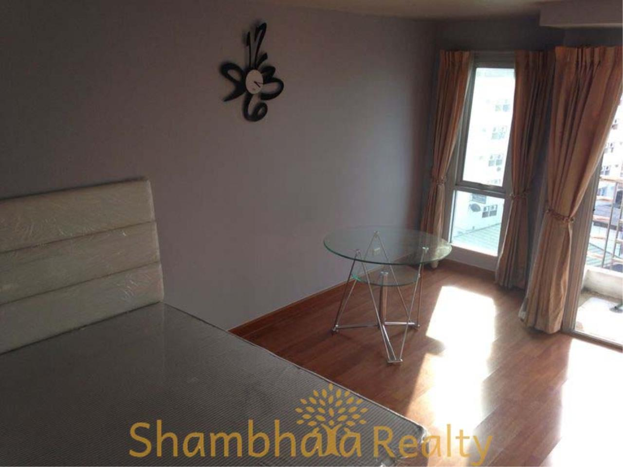 Shambhala Realty Agency's Chateau In Town Condominium for Sale in Ratchada soi 13 8