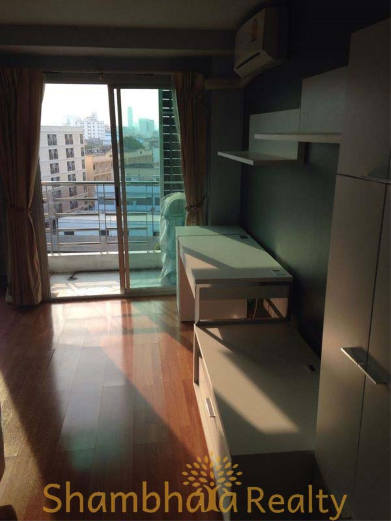 Shambhala Realty Agency's Chateau In Town Condominium for Sale in Ratchada soi 13 9
