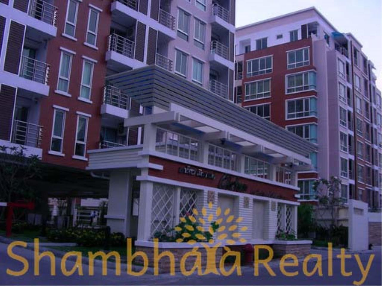 Shambhala Realty Agency's Chateau In Town Condominium for Sale in Ratchada soi 13 3