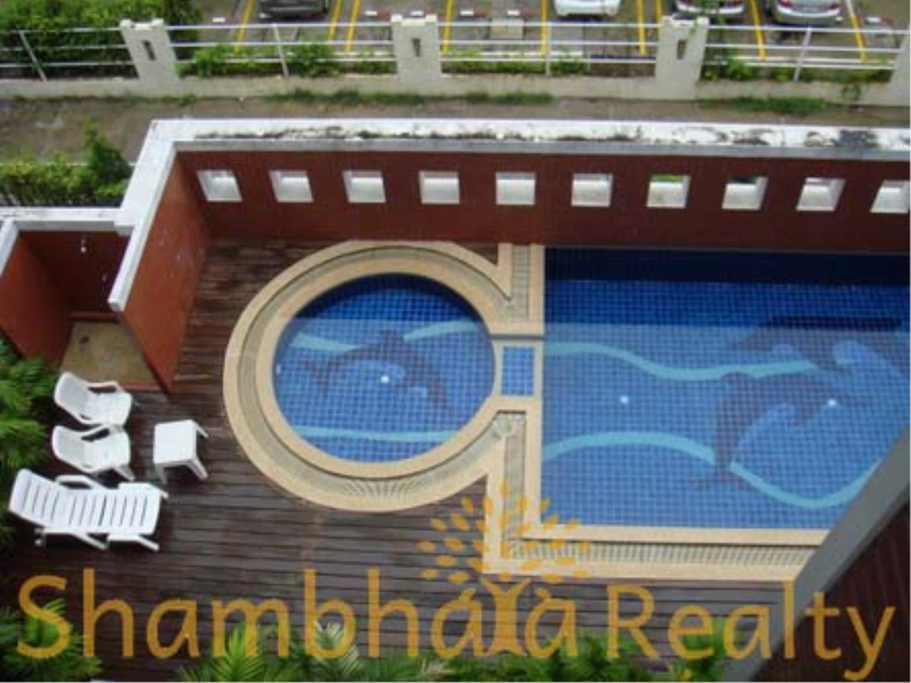 Shambhala Realty Agency's Chateau In Town Condominium for Sale in Ratchada soi 13 2